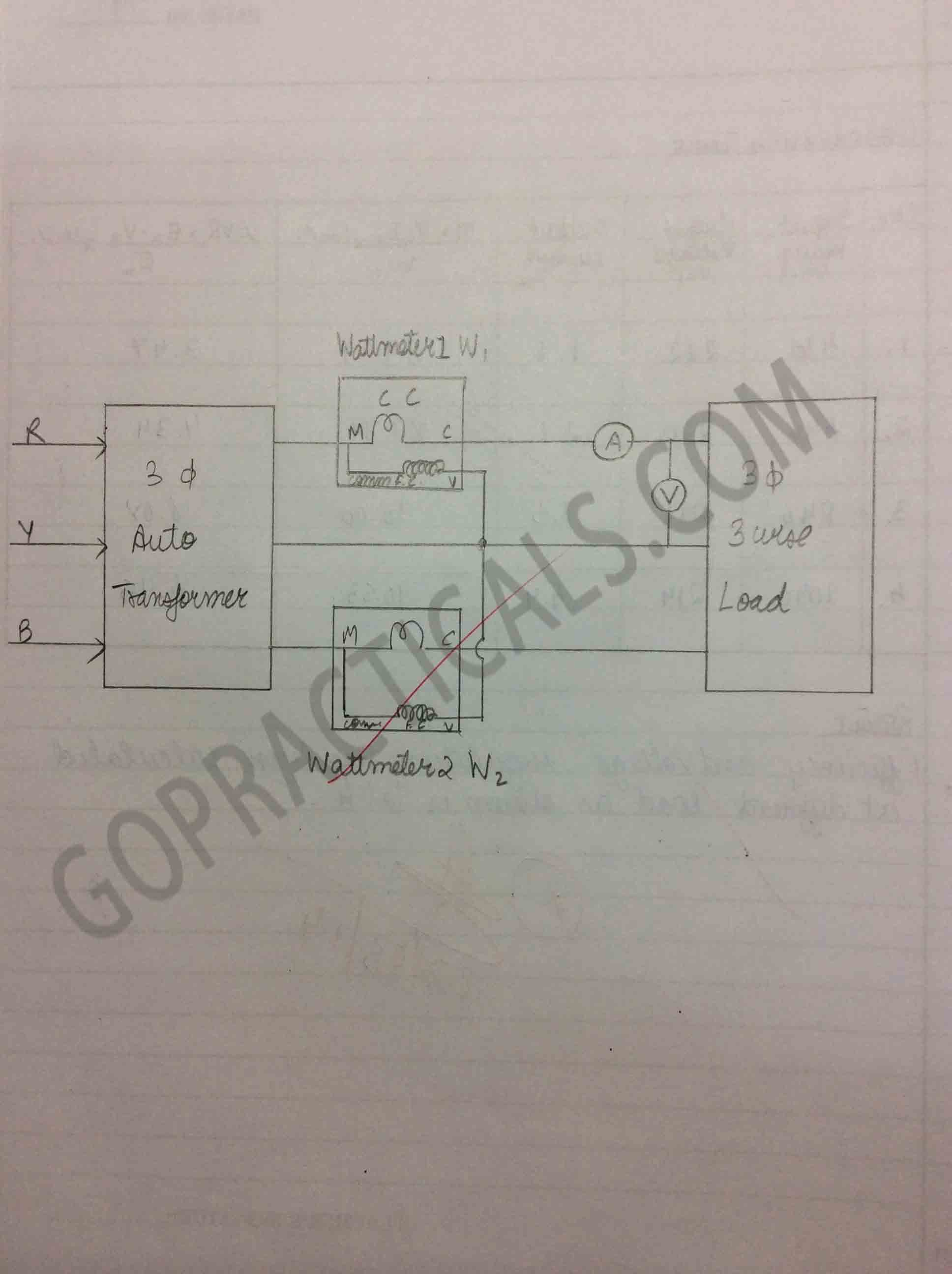 Two wattmeter method-2