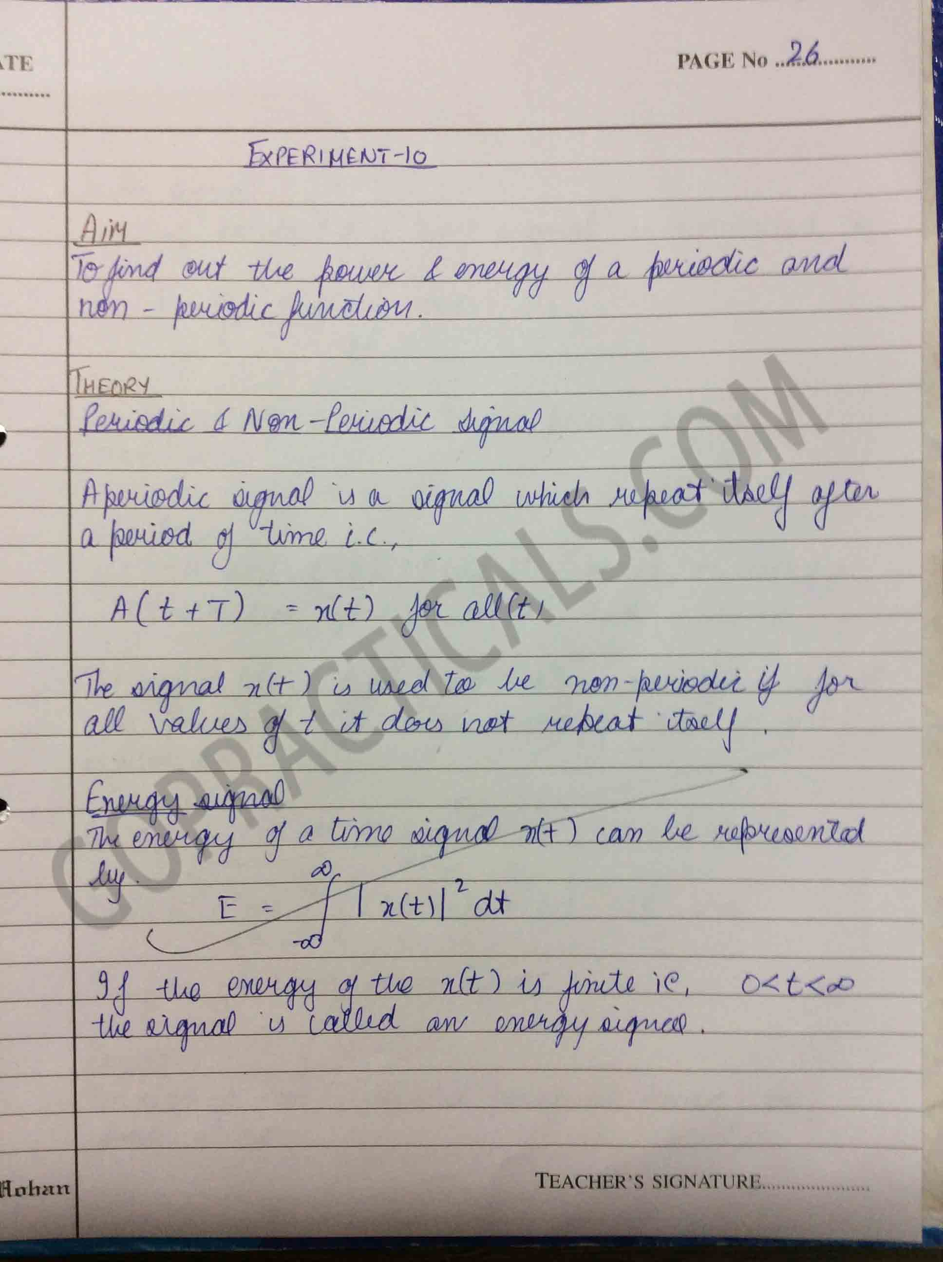 periodic and non periodic functions-1