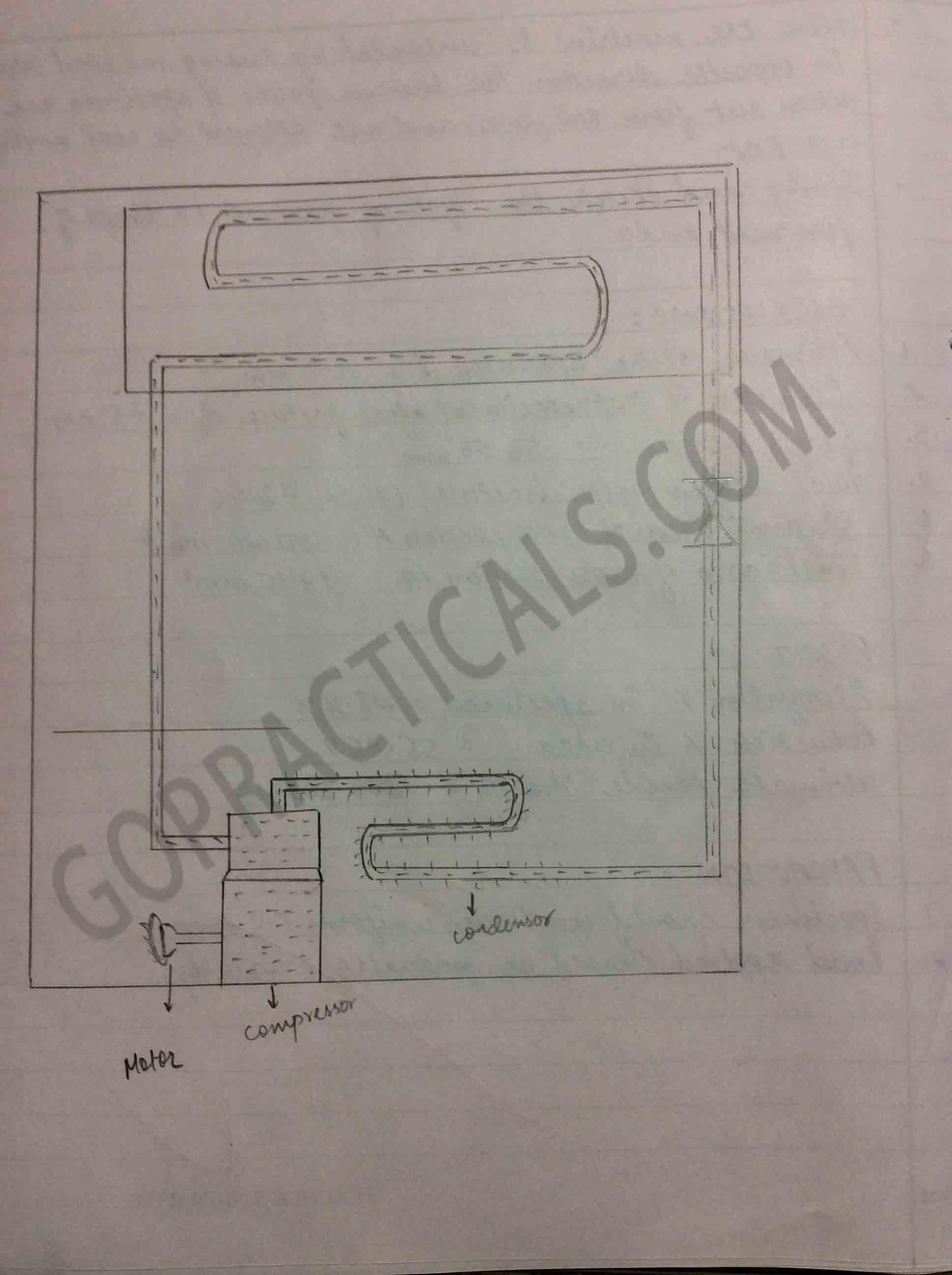 study of window type ac practical-4